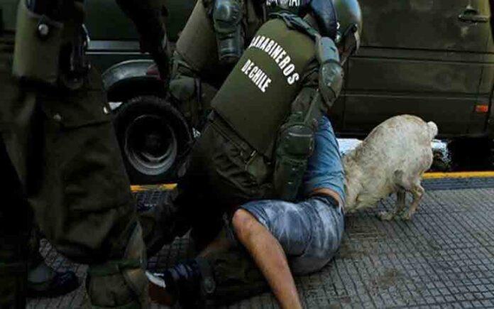 España, Reino Unido y Francia asesorarán a la policía chilena sobre orden público