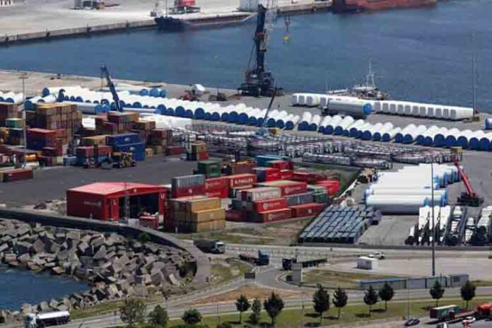 España eliminará la exención fiscal para los puertos en el 2020