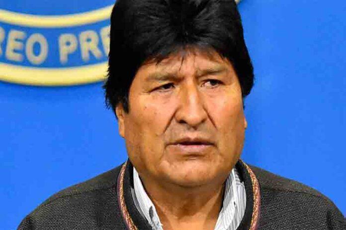 Evo Morales renuncia a la presidencia de Bolivia después de 14 años