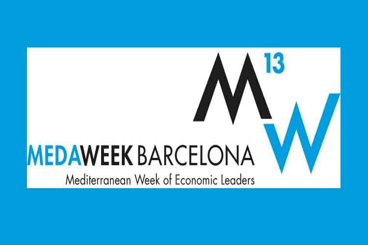 Líderes económicos mediterráneos se reunirán en MedaWeek Barcelona