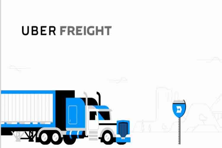 Los representantes del transporte desconfian de la eficiencia de Uber Freight