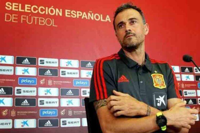 Luis Enrique regresará como entrenador de la selección