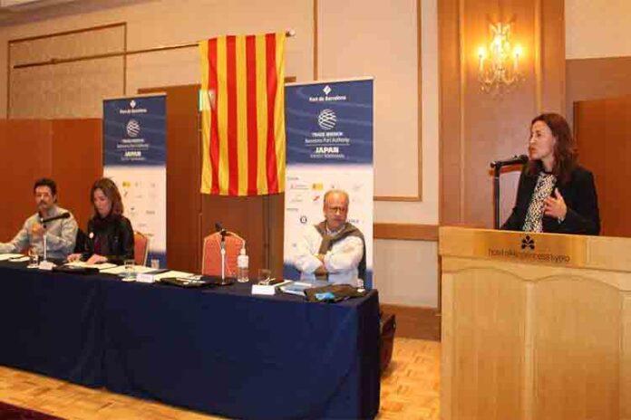 Misión comercial a Japón de la comunidad portuaria catalana