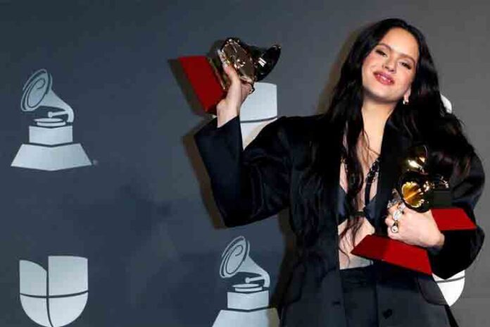 Grammy Latinos 2019: Rosalía gana el álbum del año, mejor canción urbana