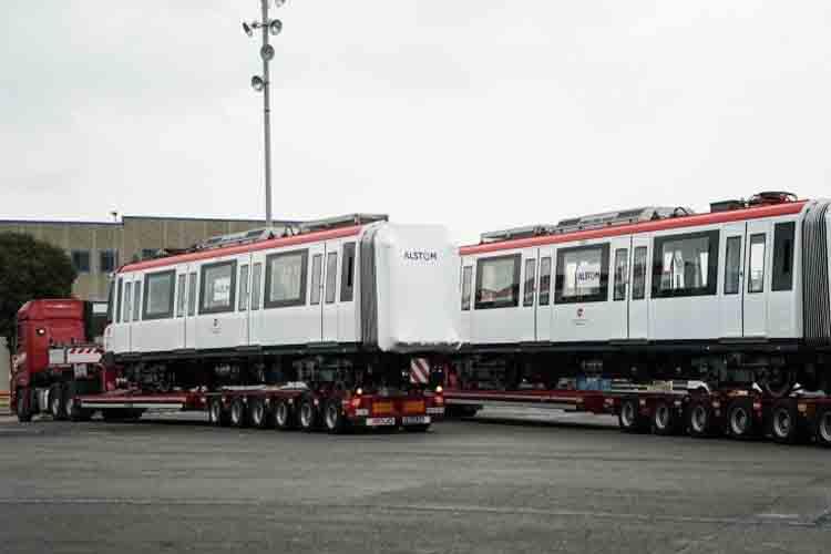 Se amplía la flota del metro en Barcelona para mejorar la frecuencia