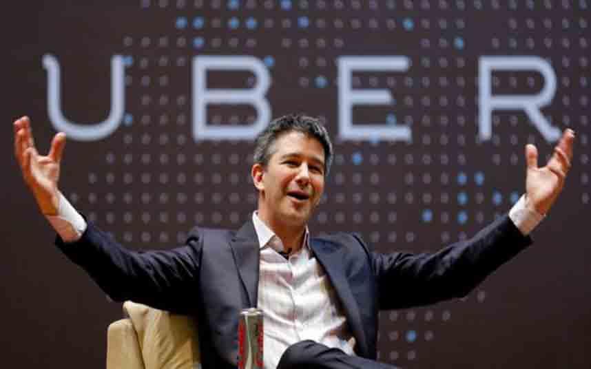 Travis Kalanick eleva la venta de acciones de Uber a 700 millones
