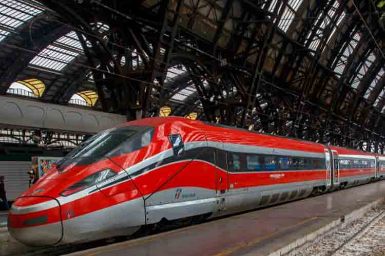 Trenitalia competirá con Renfe una vez liberalizado el sector