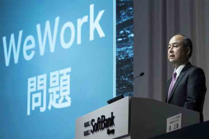 Uber y WeWork se cargan las cuentas de la japonesa Softbank