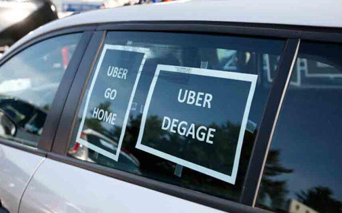 700 casos de abusos sexuales en Francia cometidos por conductores de Uber