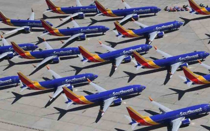 Boeing paraliza la fabricación del 737 Max