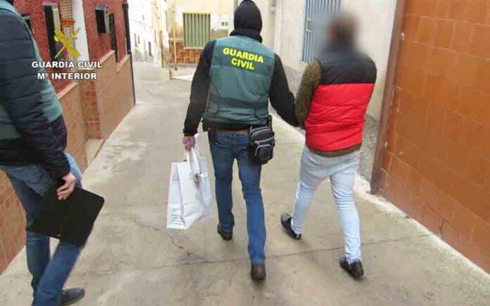 Desarticulan una importante organización dedicada al tráfico de seres humanos