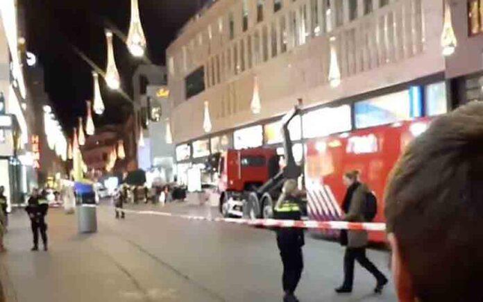 Detenido un sospechoso del ataque en el centro de La Haya