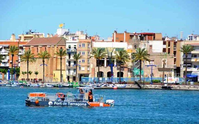 El puerto de Tarragona presenta la zona de actividades logísticas