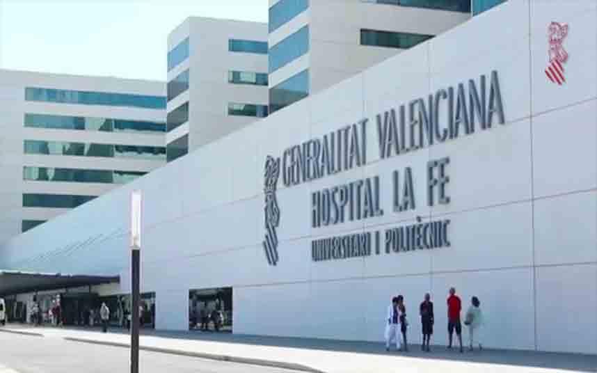Fallece una mujer en València que estaba ingresada por legionella