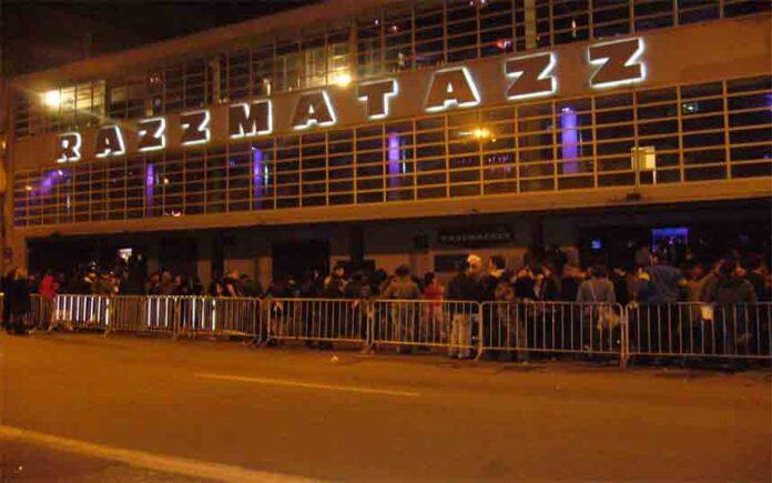 La Sala Razzmatazz de Barcelona se adhiere al protocolo contra la violencia sexual
