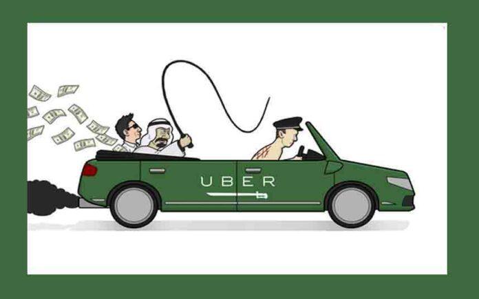 La asquerosa contaminación de Uber sobre los Derechos Humanos