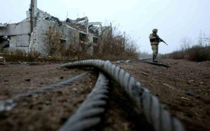 Las conversaciones de Ucrania prometen poca esperanza de paz con Rusia