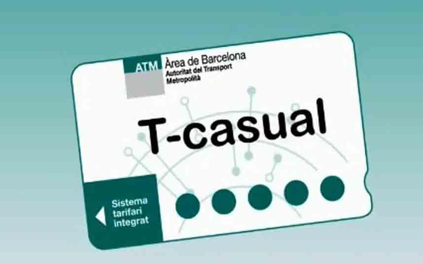 Mejores tarifas de transporte público en Barcelona para el usuario habitual