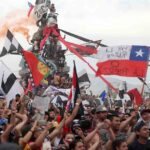 Multitudinaria manifestación en Chile tras la denuncia de la ONU por los derechos humanos