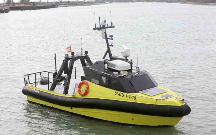 Navantia integra con éxito los sistemas del primer buque autónomo de España