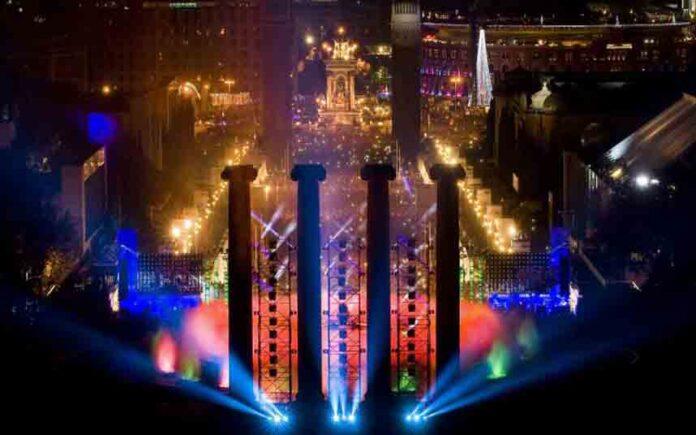 Preparado el dispositivo especial para la noche de Año Nuevo en Barcelona
