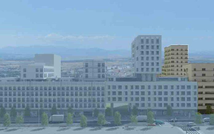 Primera licitación de un edificio de viviendas en les Casernes de Sant Andreu