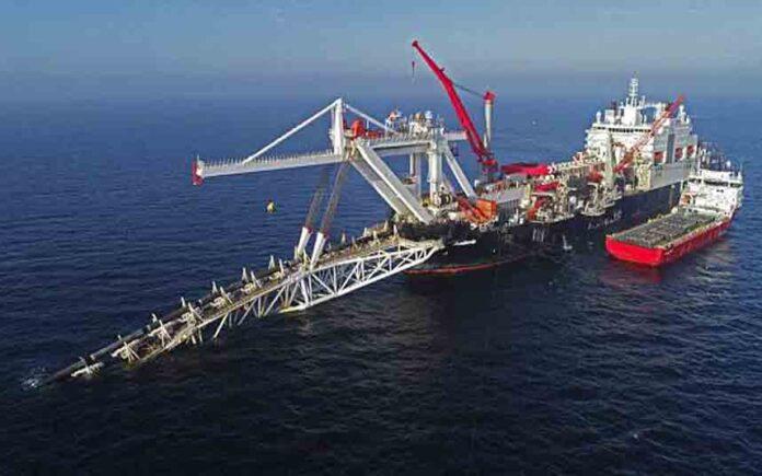 Rusia dice que el Nord Stream 2 estará terminado en cuestión de meses