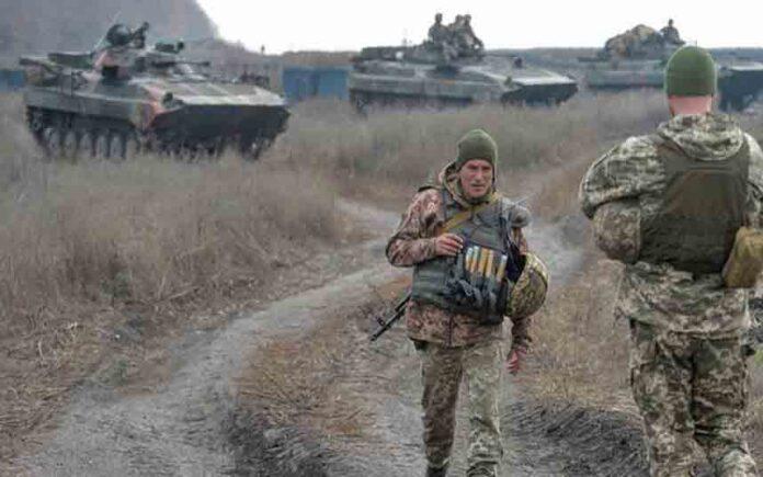 Rusia y Ucrania acuerdan un alto el fuego en la reunión de París