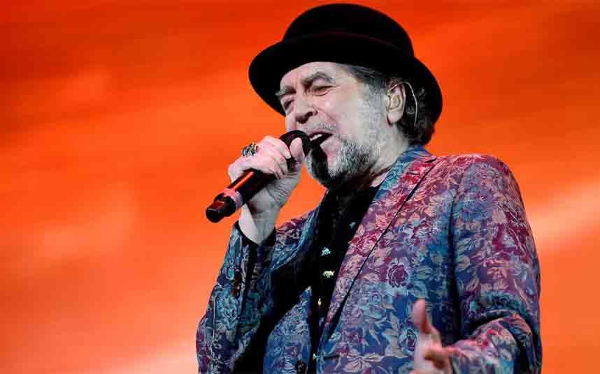 'Ni tan joven, ni tan viejo', homenaje de artistas españoles a Joaquín Sabina