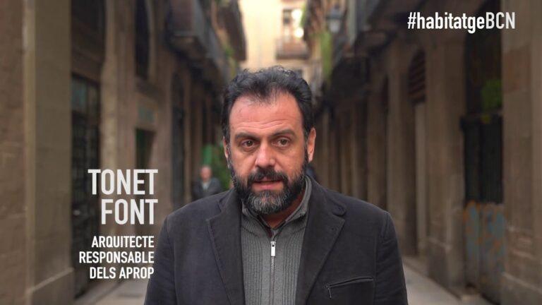 Terminado el primer edificio APROP en Barcelona para emergencias habitacionales