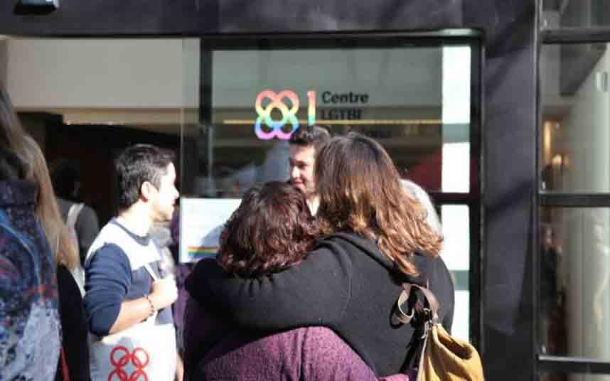 20000 personas han participado en las actividades del Centro LGTBI en Barcelona