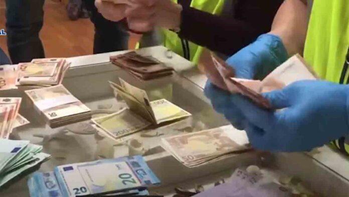 35 detenidos en una operación contra el tráfico de drogas en Castilla y León