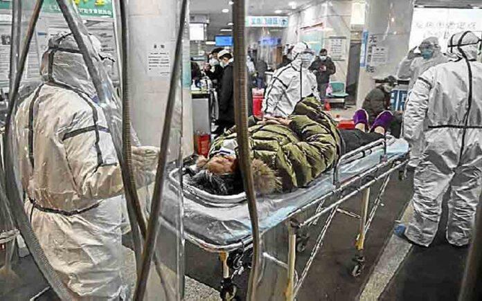56 muertos y más de 1.900 infectados por el coronavirus en China