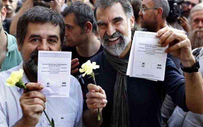 Cuixart y Sánchez ya pueden tener hoy permisos de salida, a pesar de la polémica del tercer grado