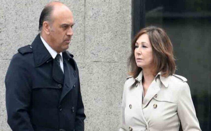 El marido de Ana Rosa Quintana Extorsión a un juez, coca y putas