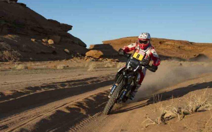 Fallece el piloto portugués Paulo Gonçalves durante el rally Dakar