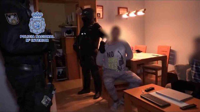Golpe en España a la organización criminal trasnacional UNITED TRIBUNS