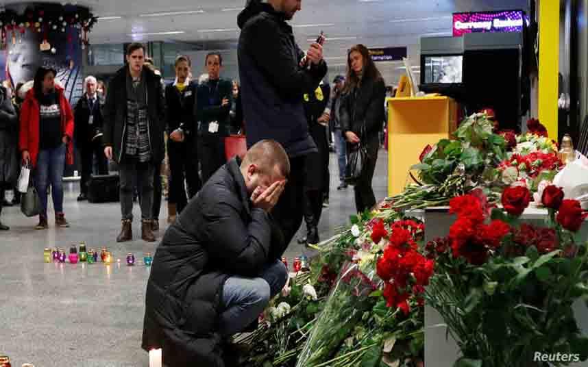 Irán admite que derribó el avión ucraniano por un error