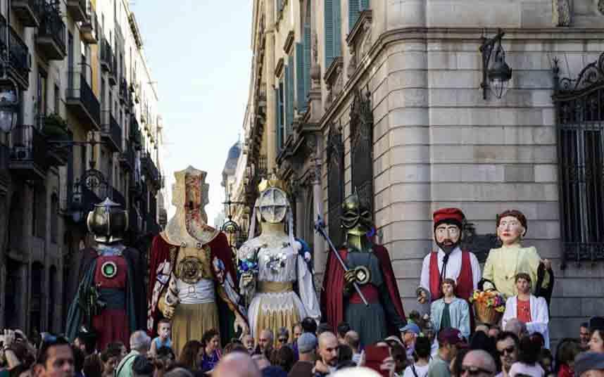 La Habana, ciudad invitada en Barcelona para la Mercè 2020