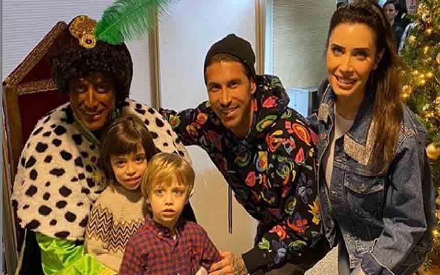 Lo que ha hecho Sergio Ramos con el rey Baltasar: «Sencillamente ridículo!»