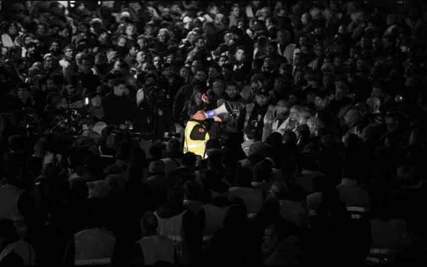 Los taxistas de Barcelona amenazan con paralizar el MWC en febrero