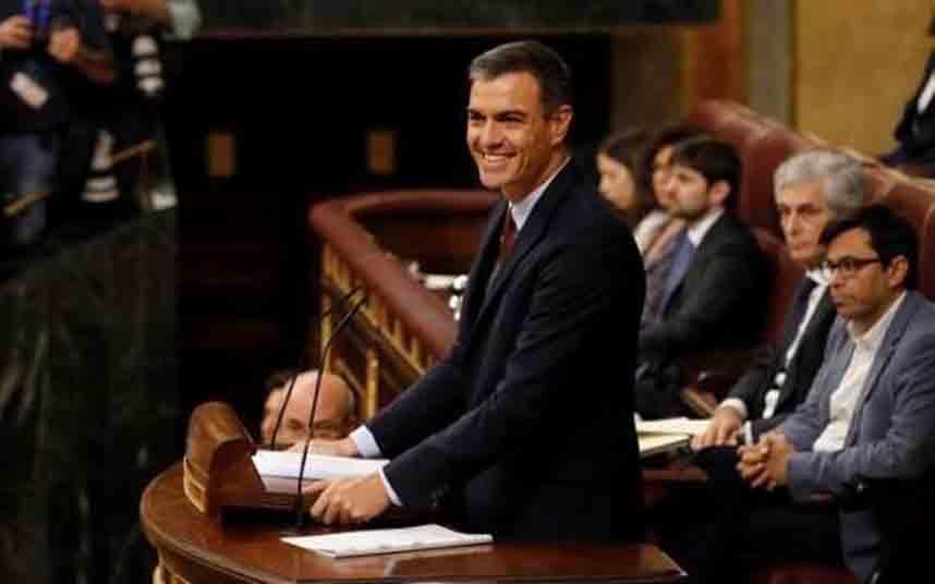 Pedro Sánchez: dejar atrás la vía judicial para resolver el conflicto político