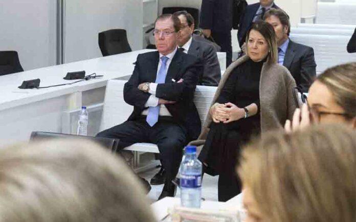 Petición de cuatro años y medio para el expresidente y el exconsejero del Banco de Valencia