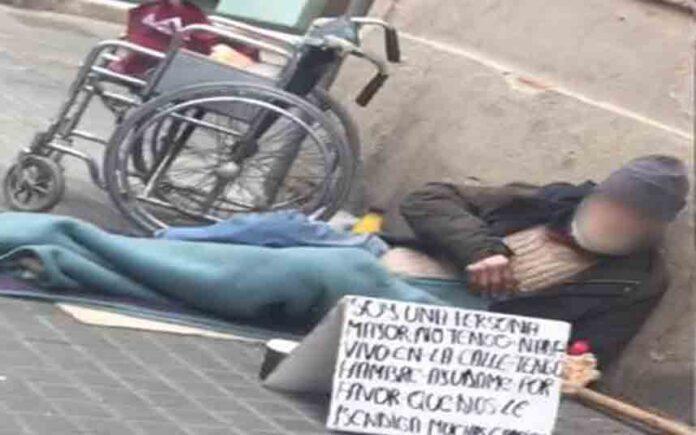 3 personas explotaban a otro que habían transportado desde Rumanía para ejercer de mendigo