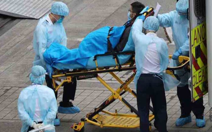 Coronavirus: 722 muertos y 34546 infectados en China a día de hoy