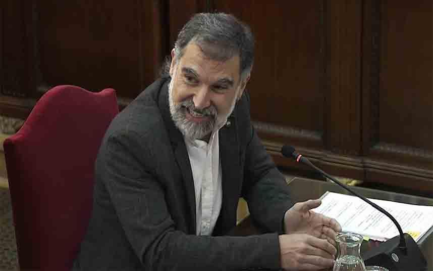 El juzgado autoriza el permiso de 72 horas de Jordi Cuixart