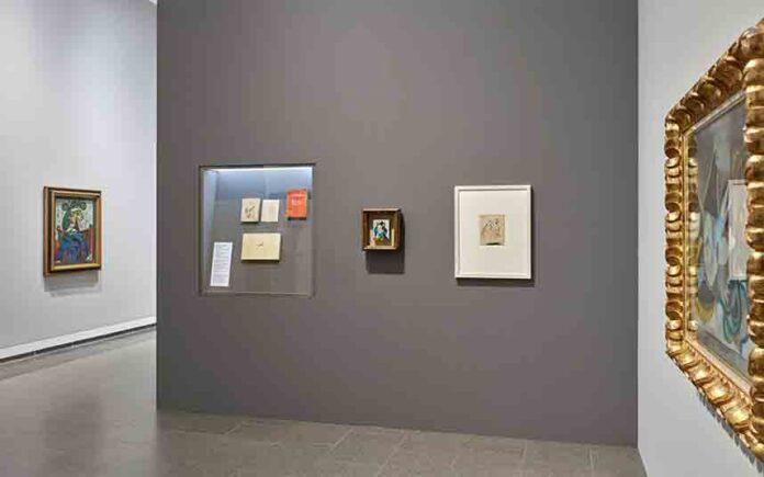 Exposición en Dusseldorf: El trabajo de Picasso durante la Segunda Guerra Mundial