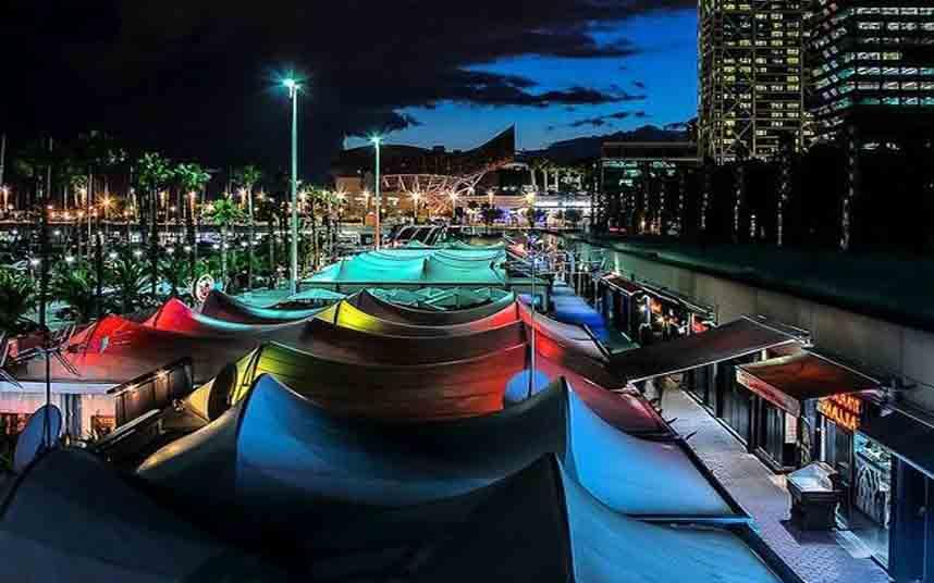 En marcha la gestión municipal del Puerto Olímpico de Barcelona ...