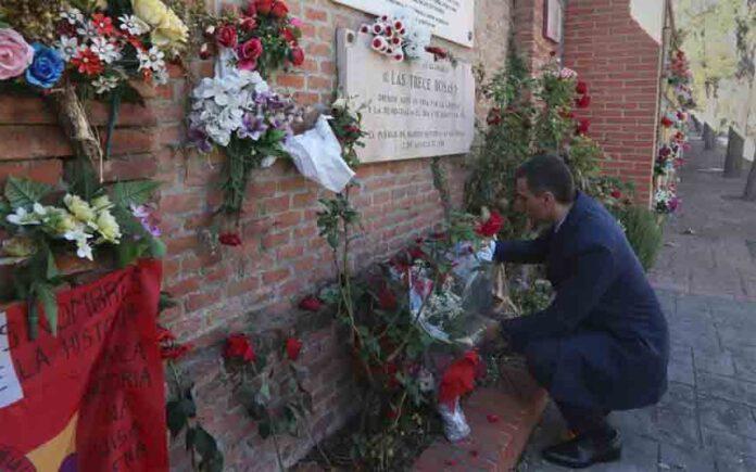 Familiares de las Trece Rosas piden que Ortega Smith sea condenado a exhumar fosas