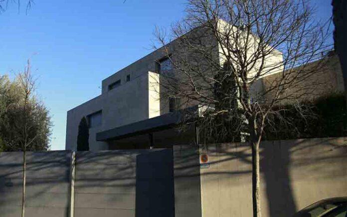 La casa de Pedralbes de Jordi Pujol Jr., ahora vive el dictador de Angola